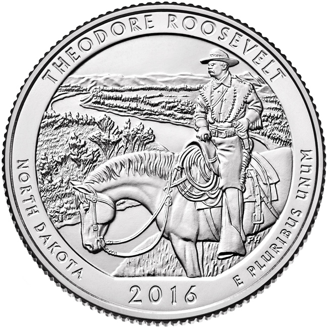 Национальный парк Теодор Рузвельт