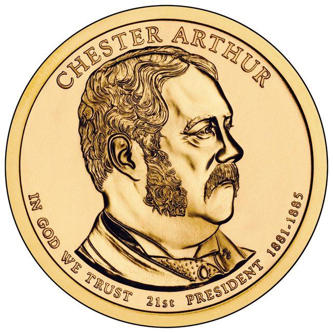 Честер Артур