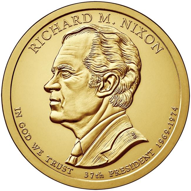 Ричард Никсон (37-й)
