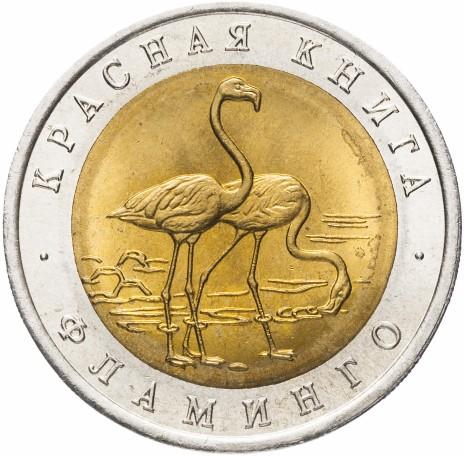 50 рублей - Фламинго