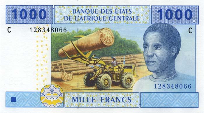 1000 франков