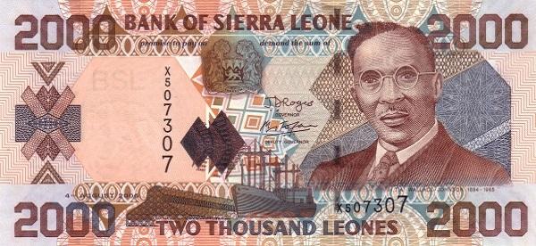 2000 леоне