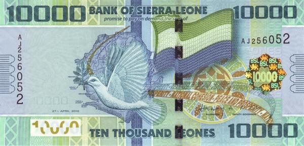 10000 леоне