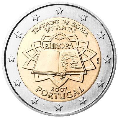 Португалия - 50-летие Римского договора