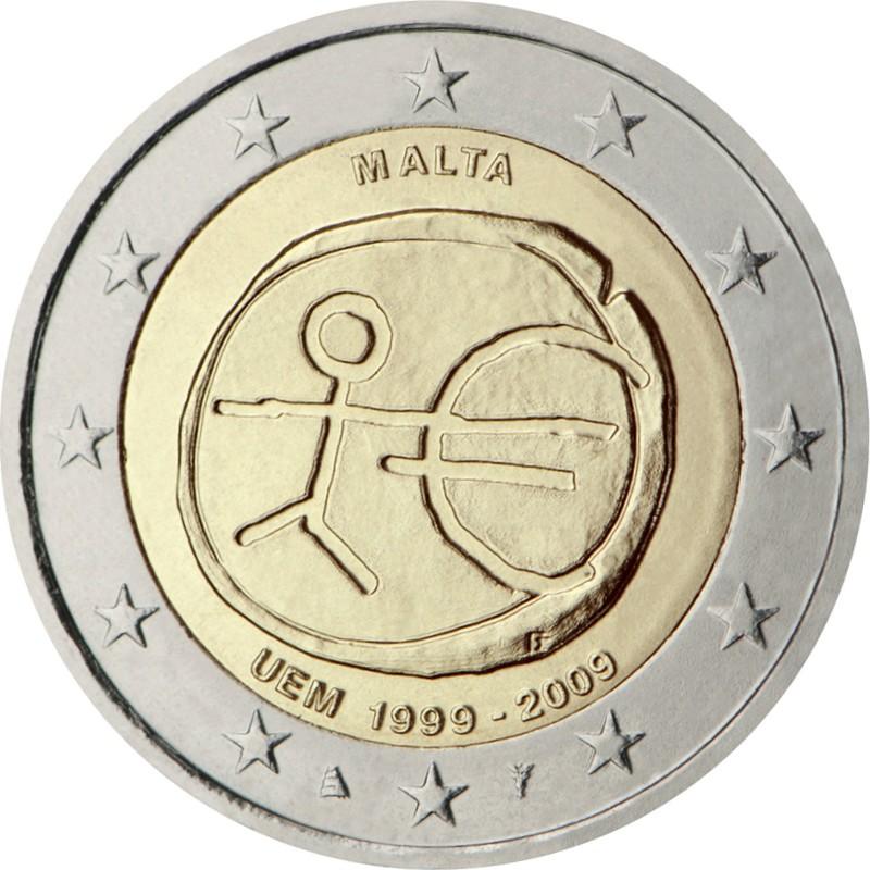 Мальта - 10 лет Экономическому и валютному союзу