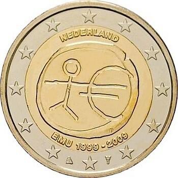 Нидерланды - 10 лет Экономическому и валютному союзу