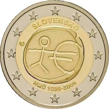 Словакия - 10 лет Экономическому и валютному союзу