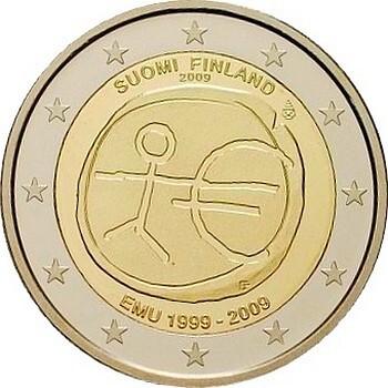 Финляндия - 10 лет Экономическому и валютному союзу