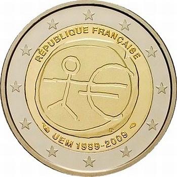Франция - 10 лет Экономическому и валютному союзу