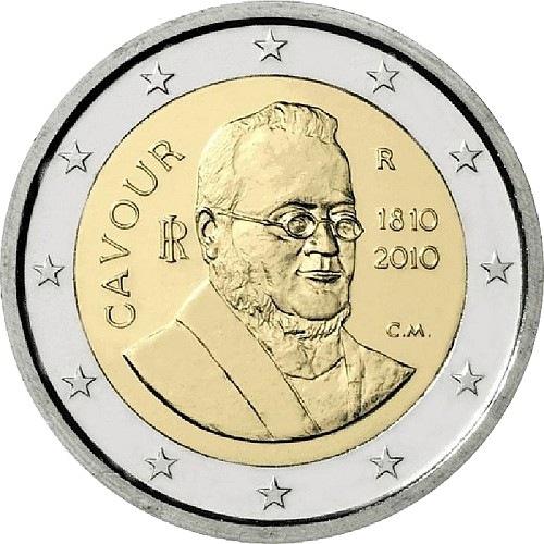 Италия - Кавур Камилло