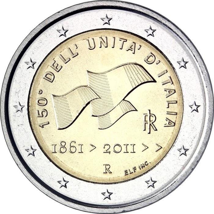 Италия - 150 лет единства Итальянской Республики
