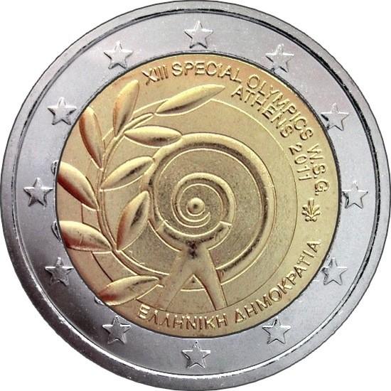 Греция - Всемирные Специальные Олимпийские игры