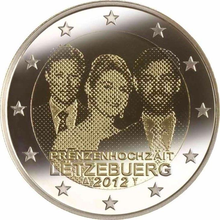 Люксембург - Королевская свадьба