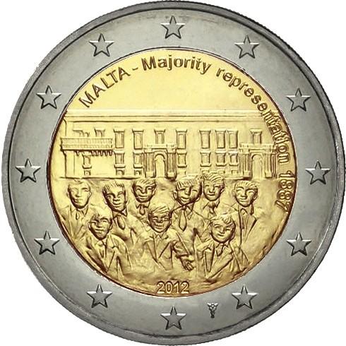 Мальта - Совет большинства