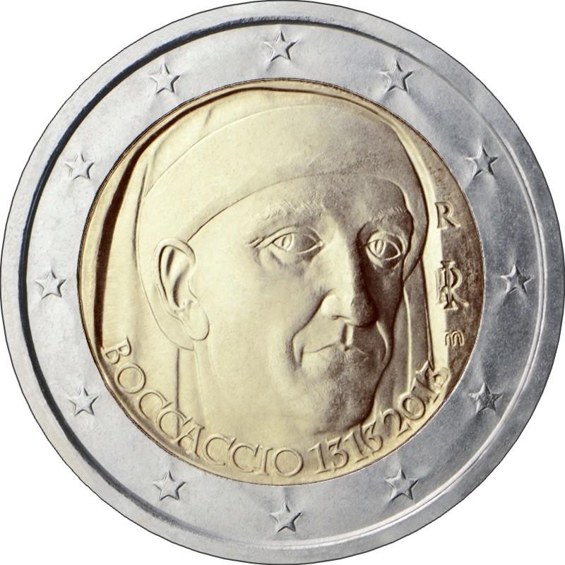 Италия - 700 лет Джованни Боккаччо
