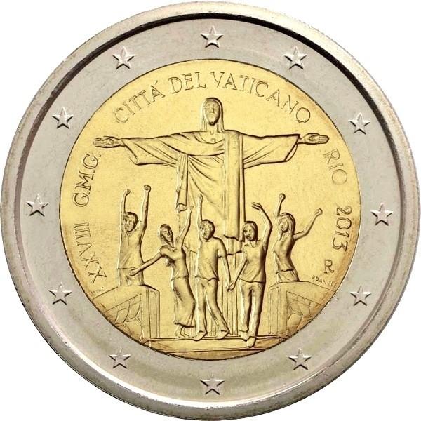 Ватикан - День молодёжи в Рио де Жанейро