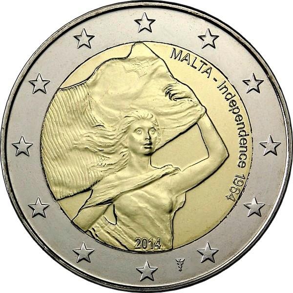 Мальта - 50 лет независимости