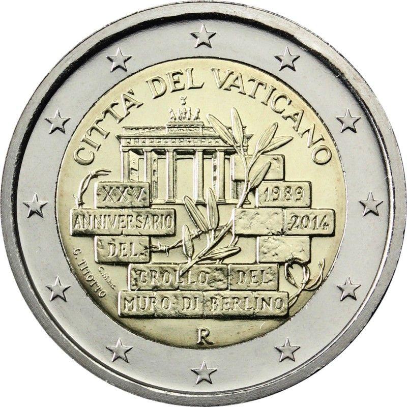 Ватикан - 25 лет падения Берлинской стены