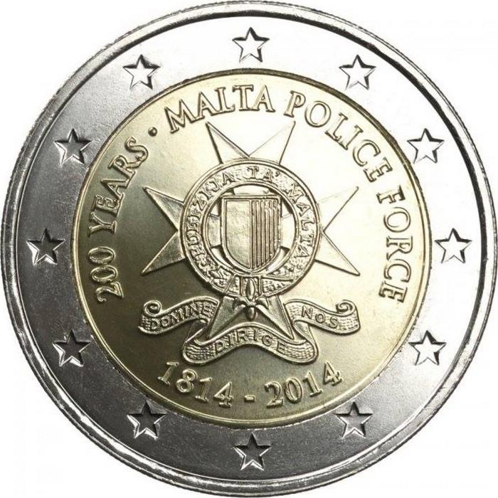 Мальта - 200 лет полиции Мальты