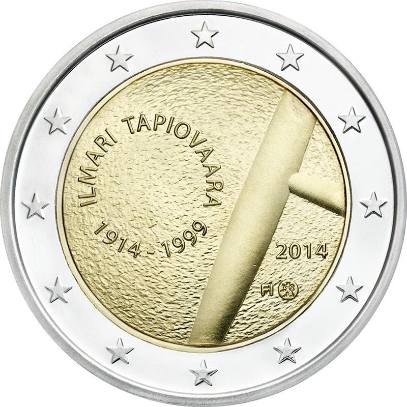 Финляндия - 100 лет со дня рождения дизайнера Илмари Тапиоваара