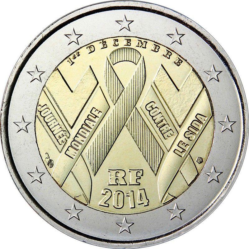 Франция - Всемирный день борьбы со СПИДом