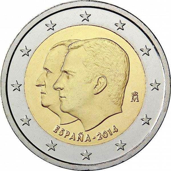 Испания - Провозглашение королём Филиппа VI