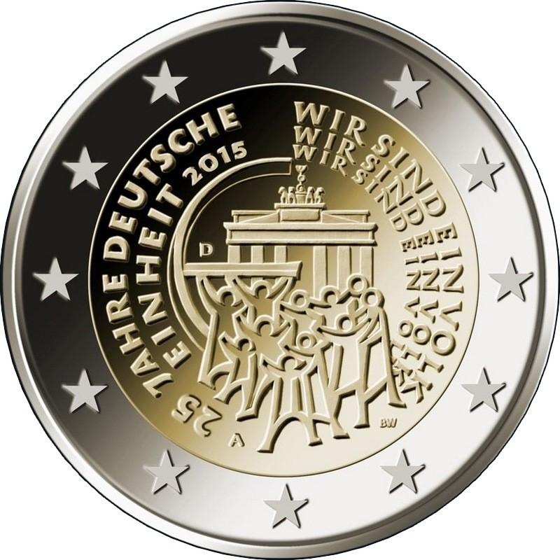 Германия - 25 лет немецкого единства