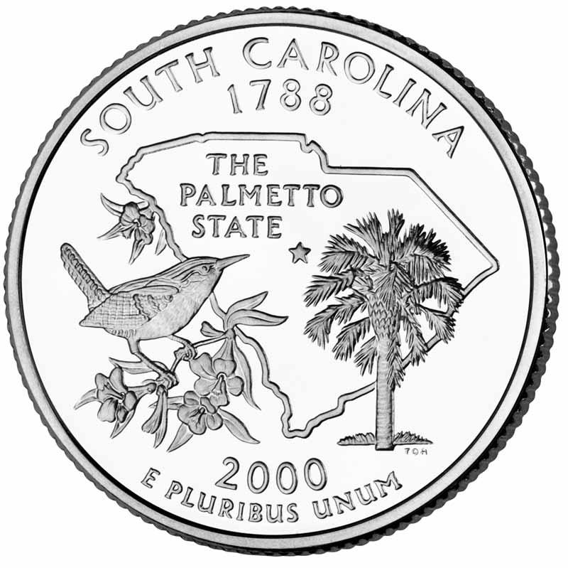 Южная Каролина