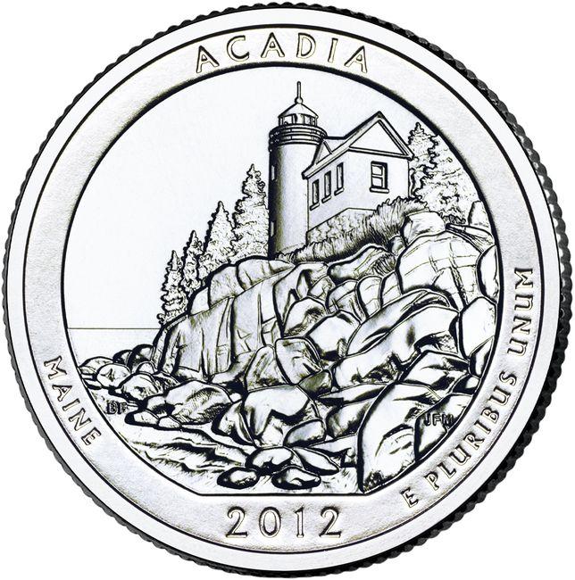 Национальный парк Акадия (Мэн)