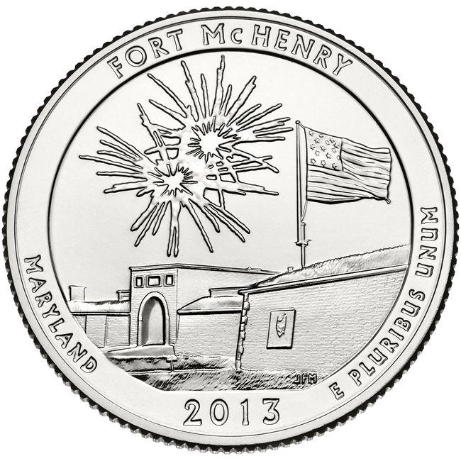 Форт Мак-Генри, национальный памятник и исторический храм (Мэриленд)