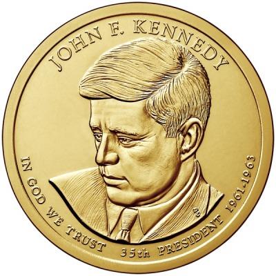 Джон Кеннеди (35-й)