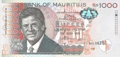1000 рупий