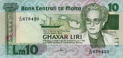 10 лир