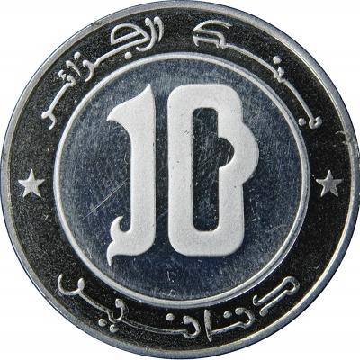 10 динаров
