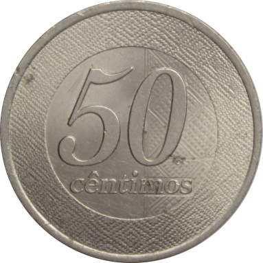 50 сентимо