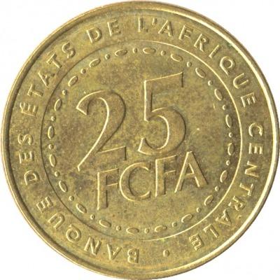 25 франков