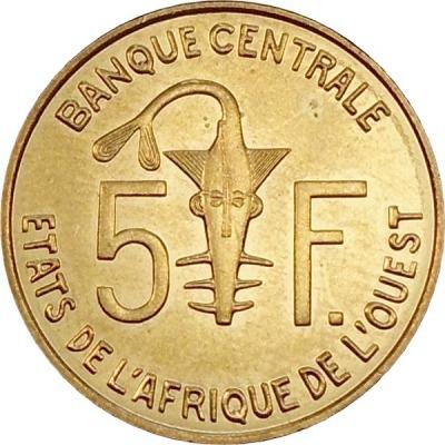 5 франков