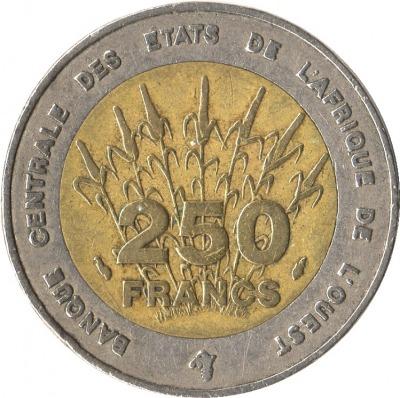 250 франков