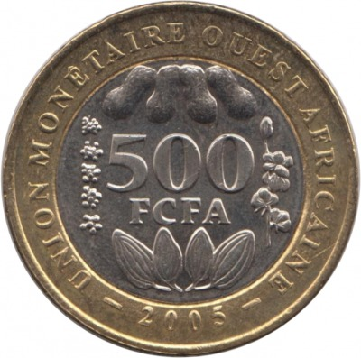 500 франков