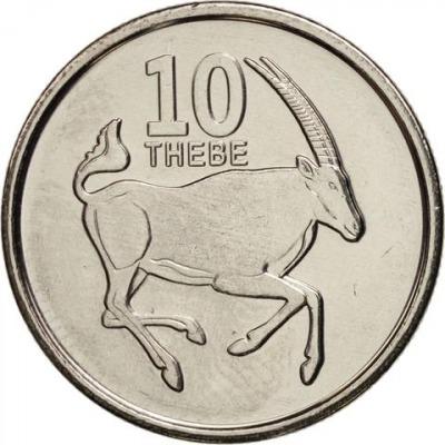 10 тхебе