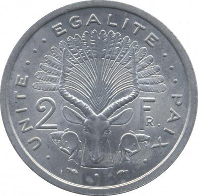 2 франка