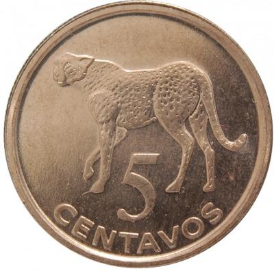 5 сентаво