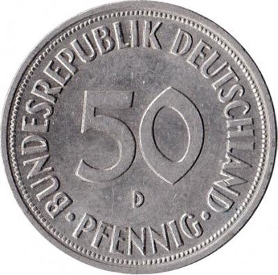 50 пфеннингов