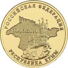 Вхождение в состав РФ Республики Крым