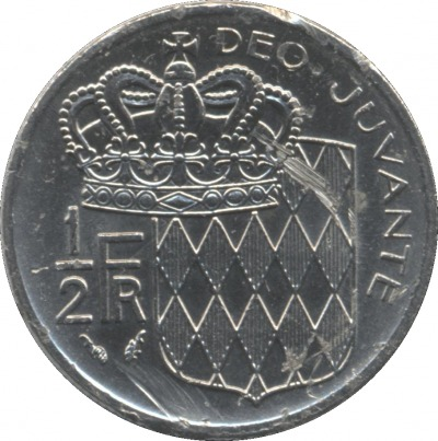 1/2 франка
