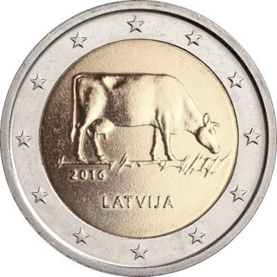 Латвия - Сельское хозяйство Латвии