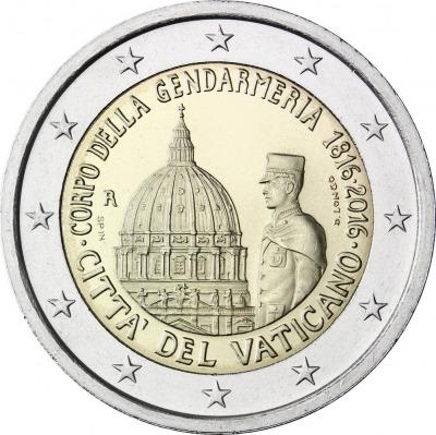 Ватикан - 200-летие папской жандармерии