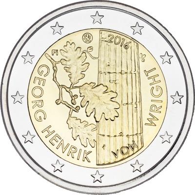 Финляндия - 100 лет со дня рождения Георга Хенрика фон Вригта