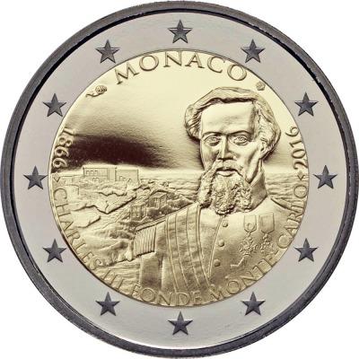 Монако - 150-летие со дня основания Монте-Карло Карлом III