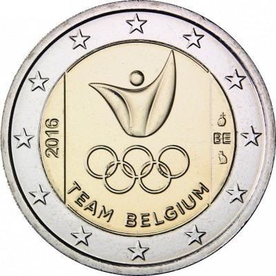 Бельгия - Сборная Бельгии на Летних Олимпийские игры 2016 в Рио-де-Жанейро